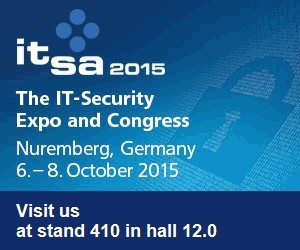 Meet IT security specialist AET at it-sa 2015